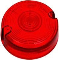 lente de reemplazo dirrecional hd antes del 00 - rojo